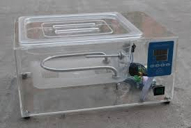 Transparent Water Bath SY-8L